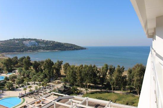 Surmeli Efes: A view