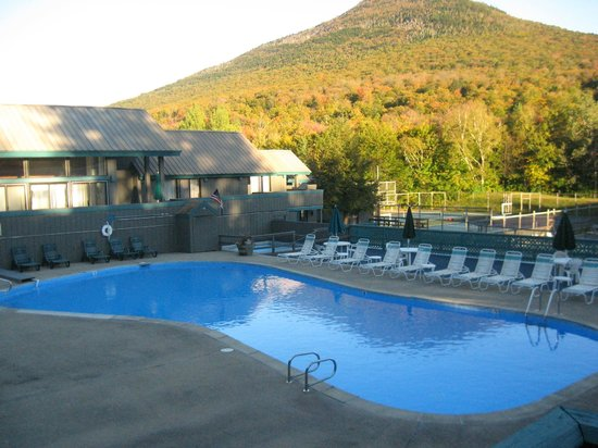 Village Of Loon Mountain : Outdoor Pool