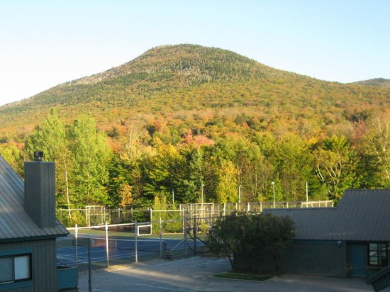 Village Of Loon Mountain : View from the deck