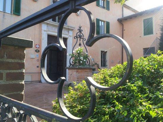 Villa Milani - Residenza d'epoca: Vista ingresso