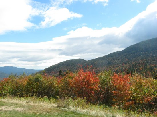 The Village Of Loon Mountain: Along the Kancamangus Highway