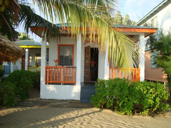 Ranguana Lodge: La cabaña