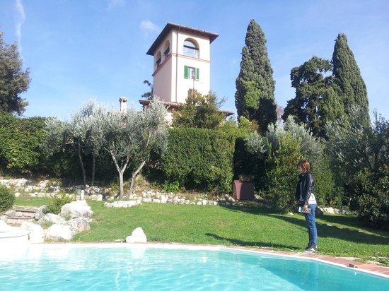 Villa Milani - Residenza d'epoca: Torre