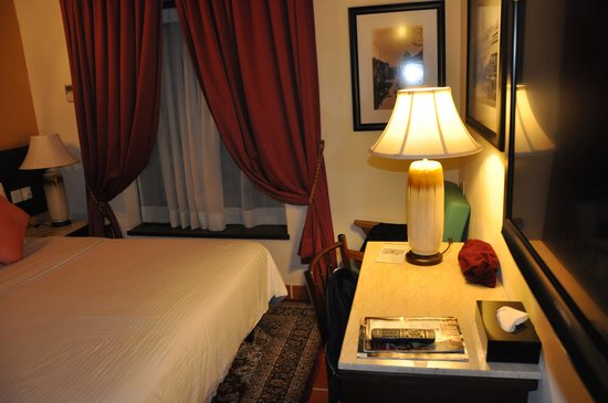 Yeng Keng Hotel: Courtyard Double Room