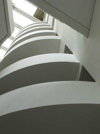 ARoS Aarhus Kunstmuseum : Inside