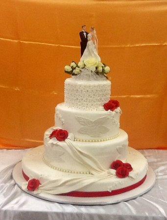 Pasticceria Fabio e Gianni : Torta matrimonio