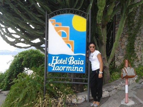Baia Taormina-Grand Palace Hotel & Spa: ingresso