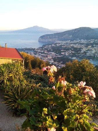 Villa Monica B&B: Great place to take breakfast