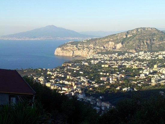 Villa Monica B&B : That magnificent view again
