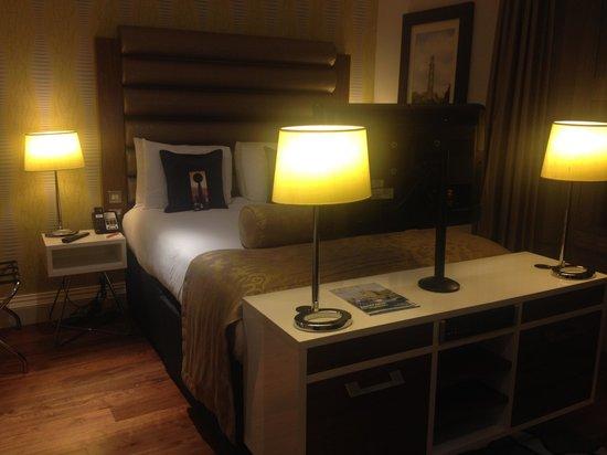 Hotel Indigo Edinburgh: Room
