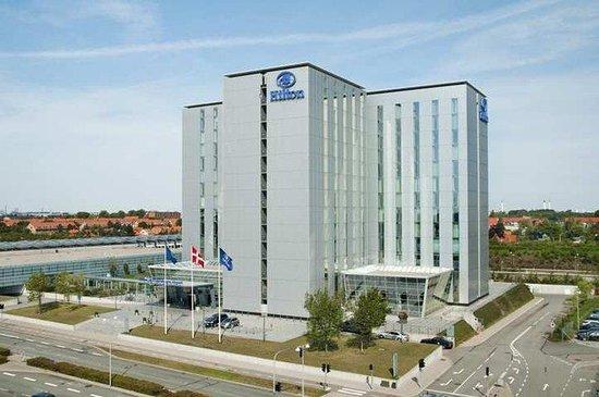 Clarion Hotel Copenhagen Airport: Exterior