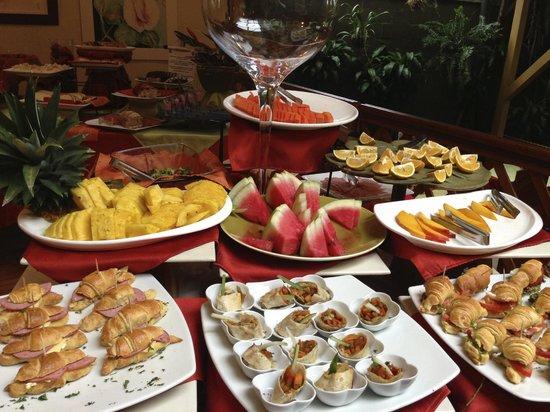 Hotel Aranjuez : Yummy and abundant breakfast!