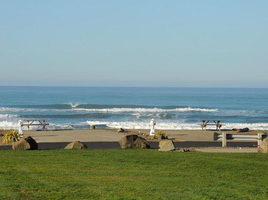 Sea Perch RV Resort : Oceanfront RV Sites