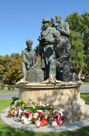 Founders of the Internal Macedonian Revolutionary Organization