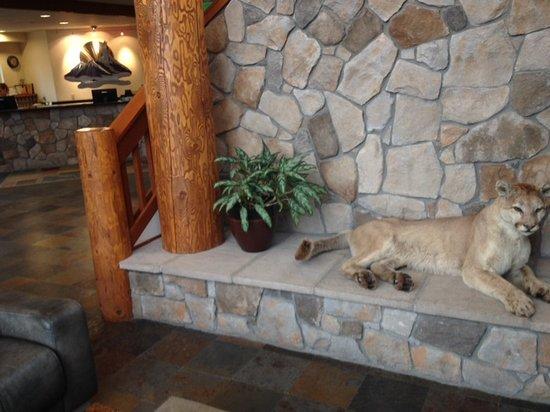 The Breeze Inn: Lobby