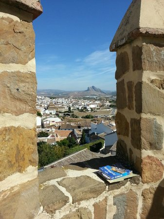 Alcazaba de Antequera : View from the tower