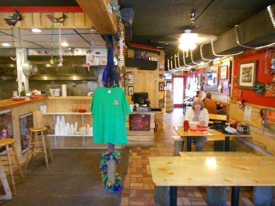 The Lost Cajun Restaurant Breckenridge Co Picture Of