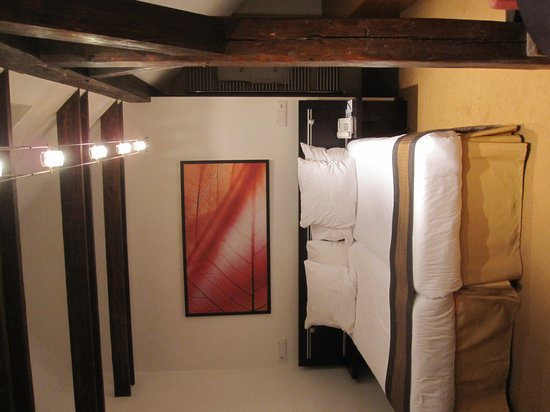Barcelo Old Town Praha : our bedroom