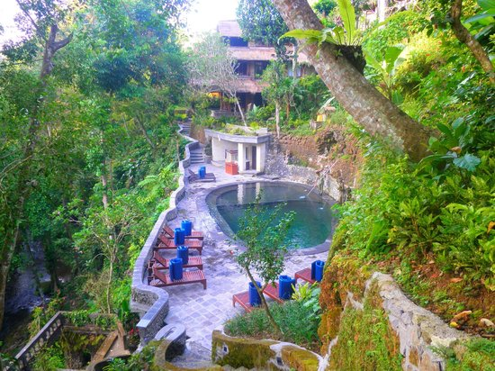 Hotel Tjampuhan & Spa : VIEW
