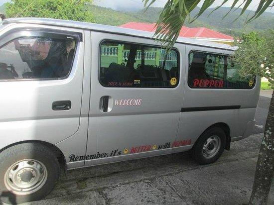 Suite Pepper : Bus