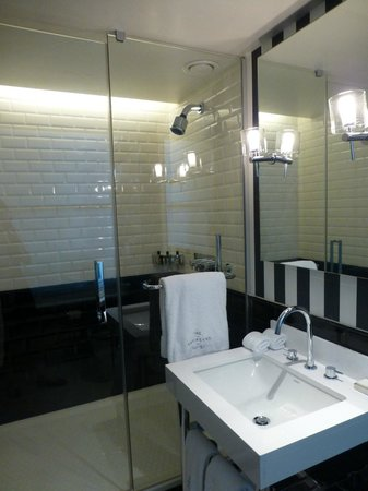 The Ampersand Hotel: Bathroom in Superior Room