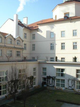Mandarin Oriental, Prague : Vistas de la habitación