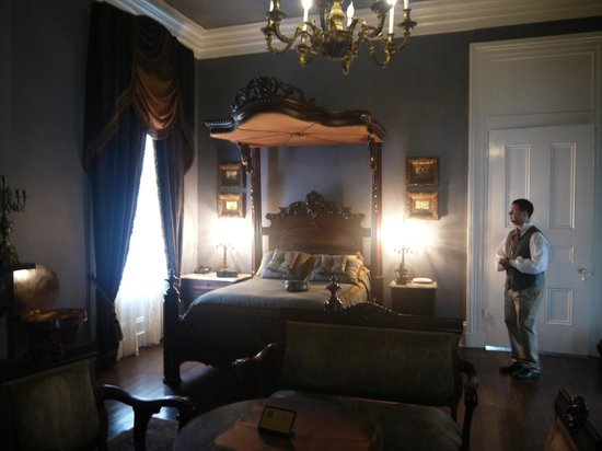 Nottoway Plantation Resort  beautiful master bedroom Picture of