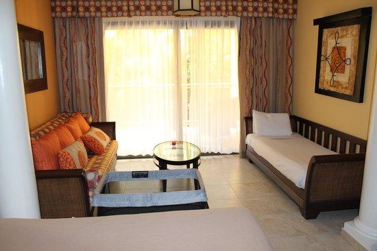 Barcelo Maya Palace: Room #1