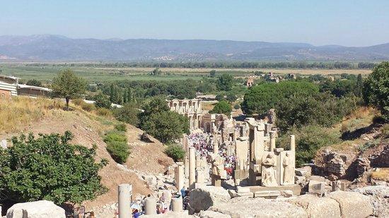 Antigua ciudad de Efeso: EFESO