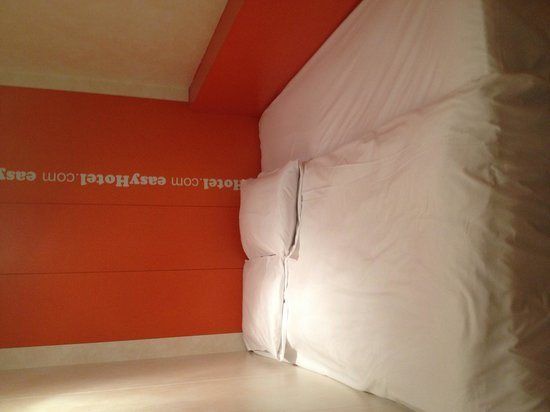 easyHotel London South Kensington: My cubby hole