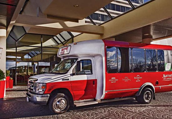 BWI Airport Marriott: Airport Shuttle