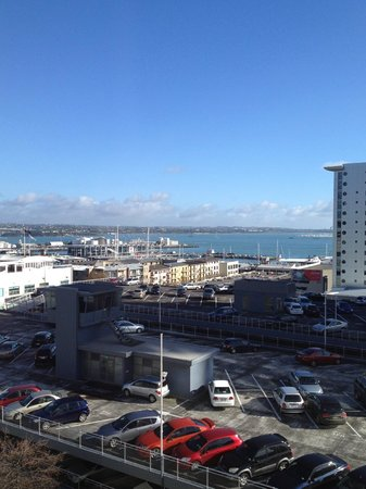Heritage Auckland: View of Harbour