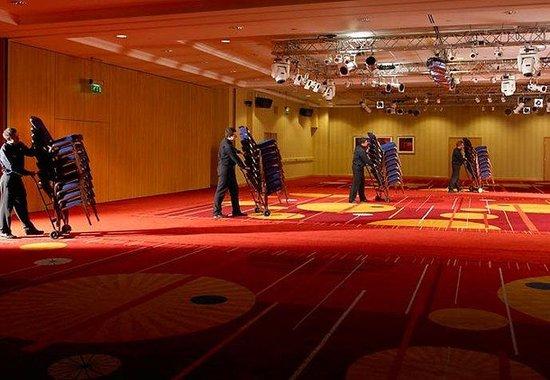 Newcastle Marriott Hotel Gosforth Park: Grandstand Suite