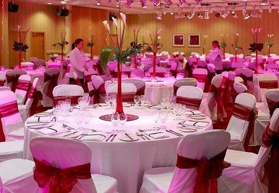 Newcastle Marriott Hotel Gosforth Park: Grandstand Suite Banqueting