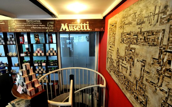 Cafeteria Musetti: Other view