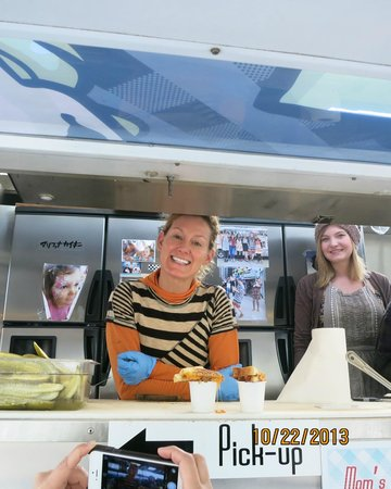 Vancouver Foodie Tours: Moms Grilled Cheese.