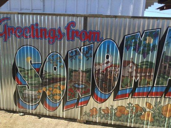 The Fremont Diner: Sonoma