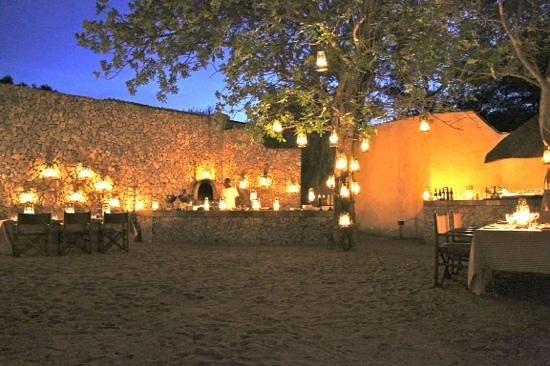 andBeyond Ngala Safari Lodge : African Barbecue