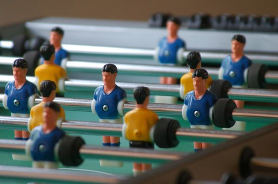 LILLEVANG APARTMENTs : Table Soccer game