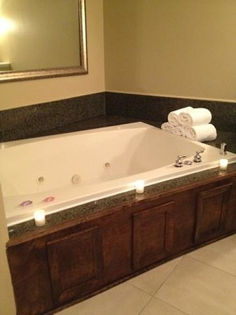 Belamere Suites: RELAXATION!