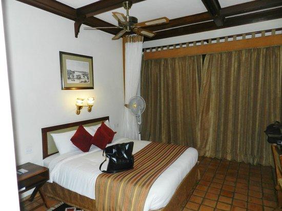 Paraa Safari Lodge: Dormitorio