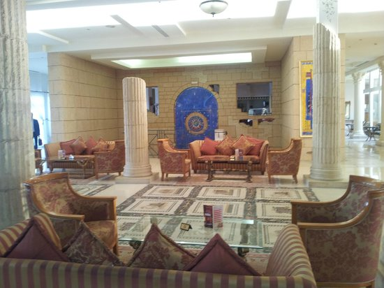 Golden Tulip Carthage Tunis : Hall