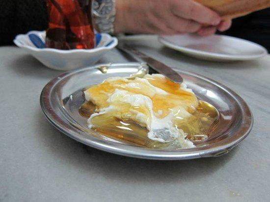 Culinary Backstreets -Tours: Kaymak- buffalo clotted creamm- yummmmmm