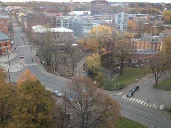 Anker Hotel: Vista dall'hotel