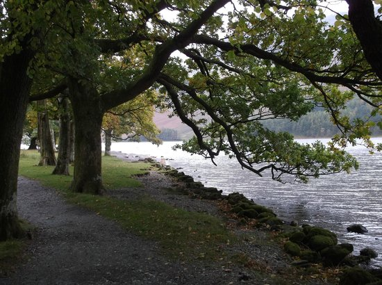 Castlerigg Hall Caravan and Camping Park: Buttermere