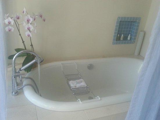 Hotel Vitale, a Joie de Vivre hotel: HUGE TUB