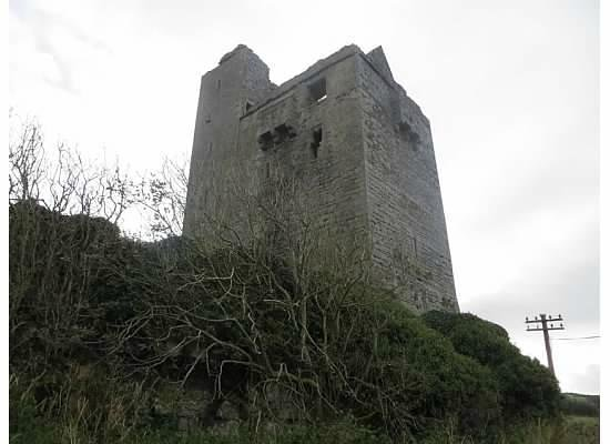 Ballinalacken Castle Country House : Ballinalacken Castle