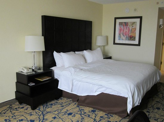 Renaissance Fort Lauderdale Cruise Port Hotel : Average