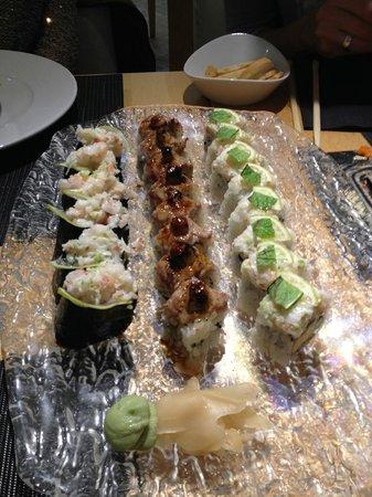 Óleo Restaurante: best sushi ever