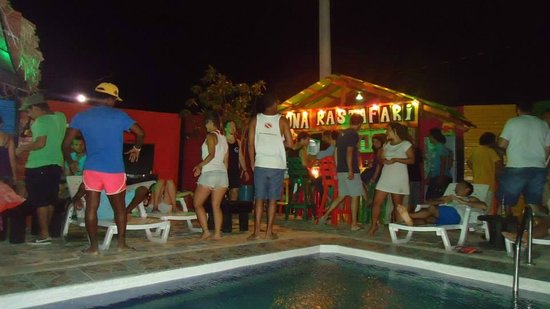 Hostal Casa Jamaica: other party